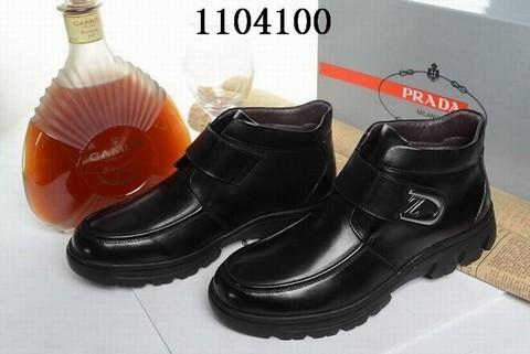 prada 41eur Chaussures 2012 Hiver Prada Homme Cuir chaussure ACq0xTCw