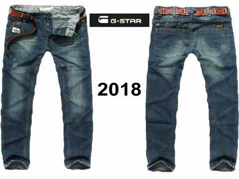 Jean g star homme grande taille