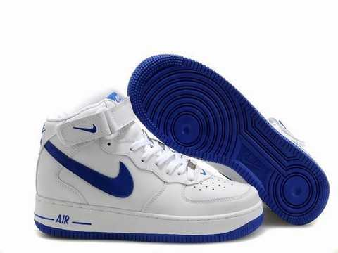 air force one blanche vernis