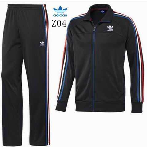 jogging jogging Femme Survetement Bleu Adidas Climacool EH92DIW