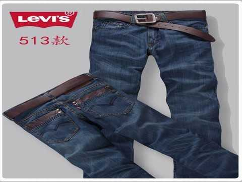 jeans 501 blue pas cher homme zalando