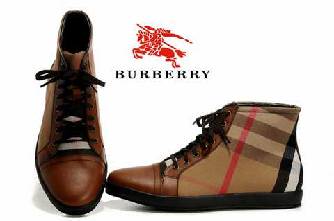 8bae3fc0c9a Chaussure Burberry Homme